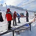 Obóz zimowy, Zawoja 2013